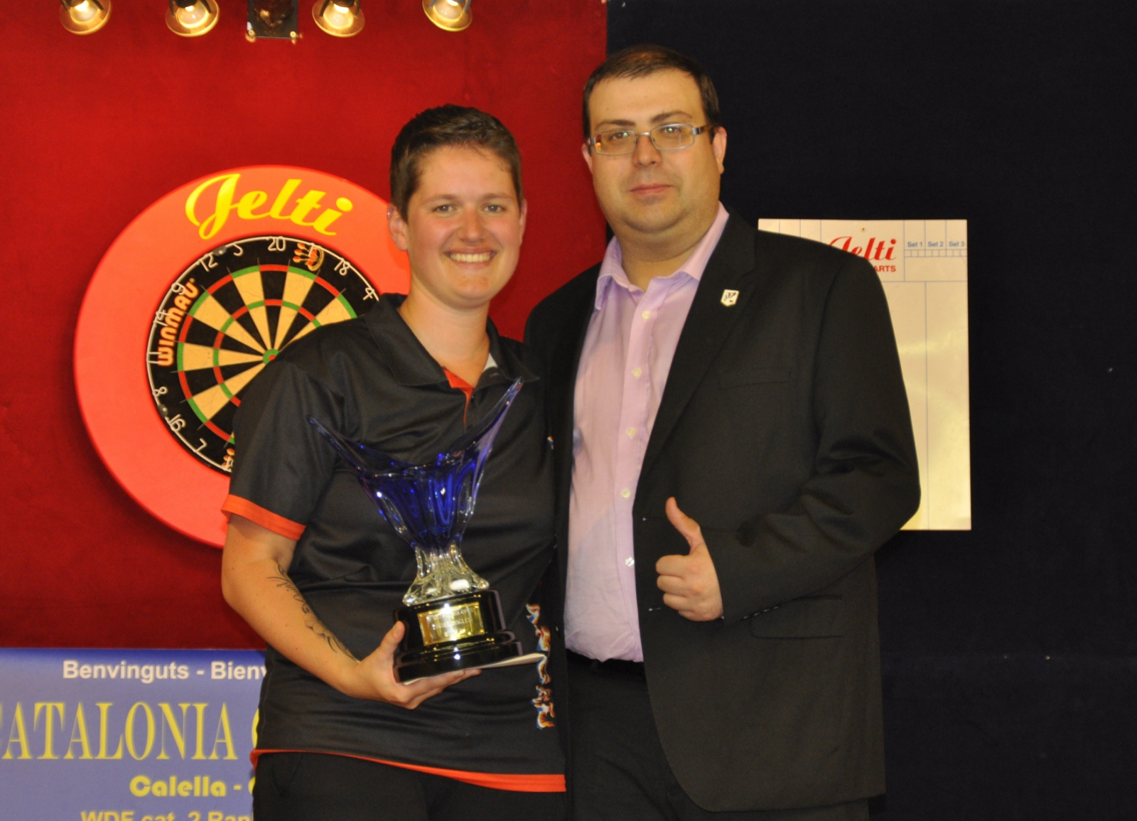 Fotos 4th CATALONIA OPEN DARTS